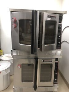 Garland Commercial Ovens