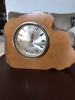 Citizen Wooden clock
