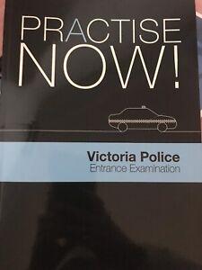 Police Exam Preparation Book