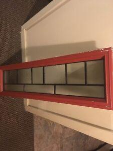 Window lite kit for door