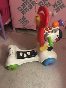 Ride on toy / scooter