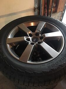 """FORD F150 LARIAT 20"""" WHEELS & TIRES"""
