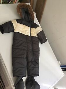 Joe Fresh 3-6 month snow suit