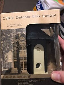 CSB10 Outdoor Bark Control x 3 Ivanhoe Banyule Area Preview