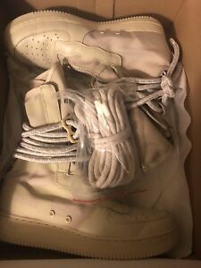 Nike SF Air Force 1 High Boot Size 11