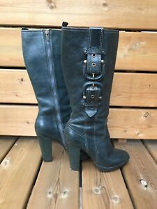 Teal Frye boots (womens size 9.5)