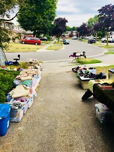 Garage Sale 1601 Alwin Circle Sat Sept 22nd