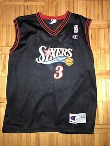 06b4d9a33248 Allen Iverson basketball jersey champion