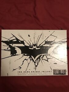 Limited edition Batman trilogy! 6 discs with extras!