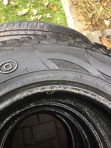 Pneus d'hiver/Winter tires 225/75/16