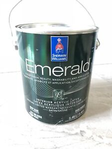 Sherwin Williams Emerald PAINT & PRIMER in one(unopened)