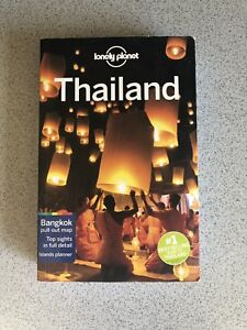 Lonely Planet Travel Guide - Thailand