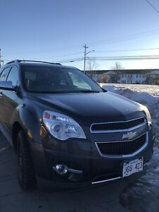 Chevrolet Equinox LTZ full loaded awd and dealer serviced