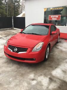 Nissan altima 3.5 coupe 2008