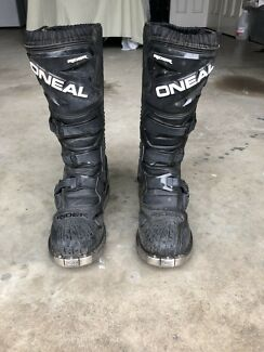 O'Neal Motocross Boots Size 7 US