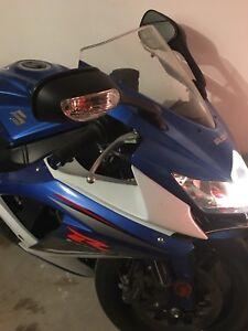 09 GSXR 750