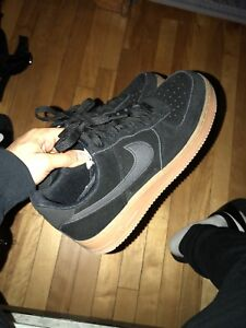 Air force 1 suede size 8