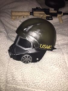 Fallout inspired Airsoft mask