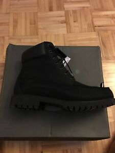Timberland 6 Inch Moc Toe Boots (Size 11) Brand New