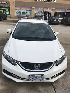 Honda Civic Sedan LX