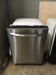 2 years old maytag stainless dishwasher