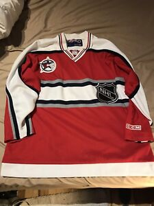 Men's 2000 NHL all star game jersey XL