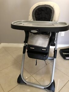 GRACO HIGH CHAIR $80 OBO