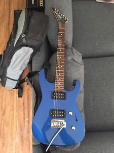 Jackson DS1 Dinky and Roland Micro Cube