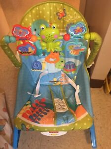 Excellent Condition!!!  Chair&Toys