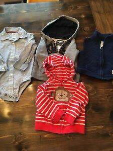 Boys clothes 12-18months