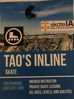Inline Skate Lessons