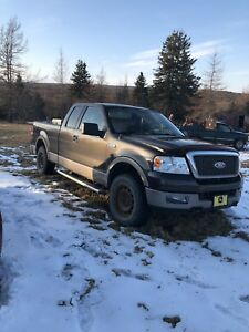 Ford F 150 Lariat for parts of repair
