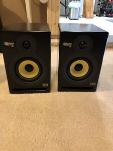 KRK Rockit 5 Powered Studio Monitors