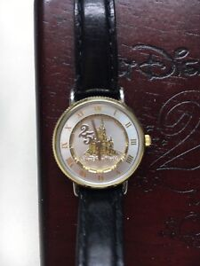 WALT DISNEY WORLD 25TH ANNIVERSARY WOMEN WATCH