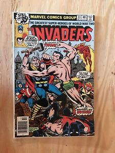 The Invaders #33