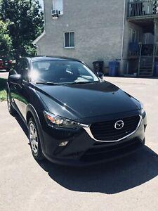 Mazda CX-3 2017 location 12 mois