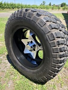 Set of F150 tires and rims