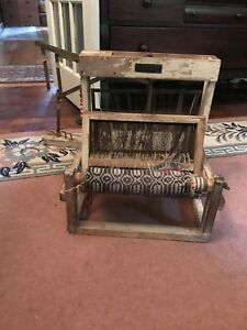 Loom-Wunder -Weaver School Loom