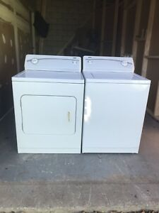 "Can deliver/27"" working Kenmore SET: WASHER DRYER"