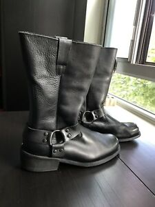 Motorcycle Boots - Men's size 11
