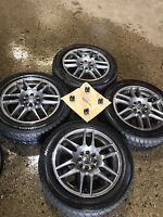 NICE RIMS FOR YOUR CAR 205/55/16 London Ontario Preview