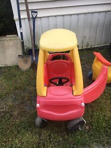 Lil tikes cozy coupe