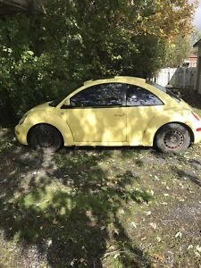 New beetle 2002 manuelle turbo