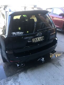 2009 Subaru Forester XT Matraville Eastern Suburbs Preview