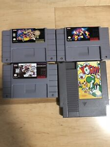 Nes and snes games for trade