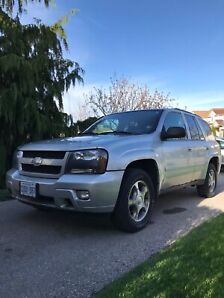 2009 Chevrolet Trailblazer LS 4x4 SUV, Crossover