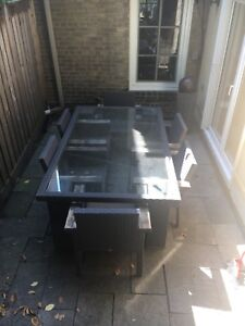 Andrew Richards Design Dining set and Sofa set