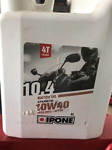 IPone 10W40 4 stroke oil Claremont Meadows Penrith Area Preview