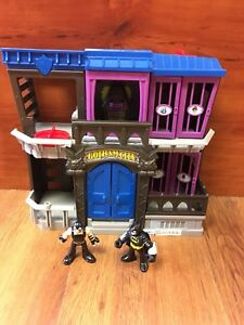 Prison Gotham Fisher price