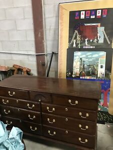 Ridpath chest of drawers